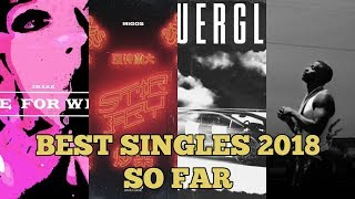 Best Rap Singles of 2018, So Far [MIDYEAR LIST 2018]