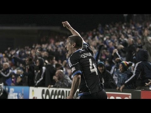 GOAL: Cronin gets behind the Rapids defense | Colorado Rapids vs. San Jose Earthquakes