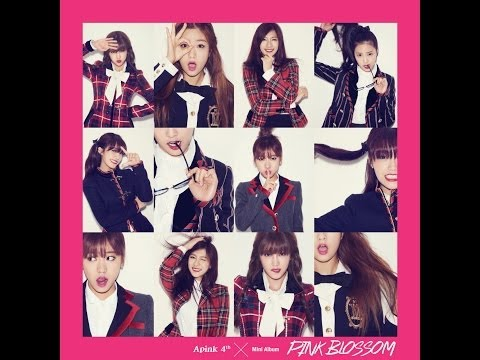 Apink 4TH MINI [Pink Blossom] Rolling Music Teaser