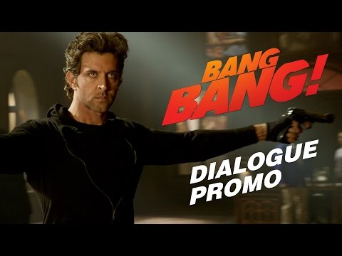 Tum Kuch Nahi Jaanti - BANG BANG! Dialogue Promo | Hrithik Roshan & Katrina Kaif