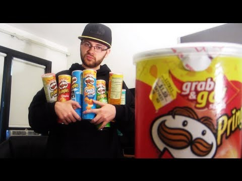 My Strange Addiction - Pringles
