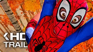 SPIDER-MAN: A NEW UNIVERSE Clips & Trailer German Deutsch (2018)