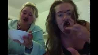 hot girls and nutella x x