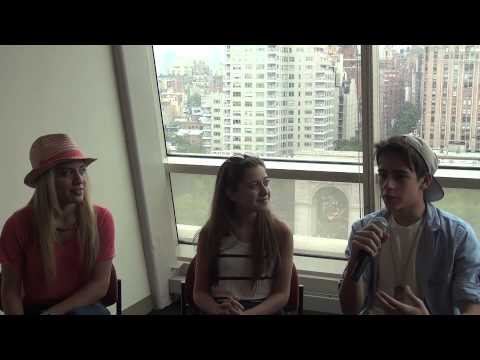 "Interview With Marlee Roberts, Karlee Roberts, And Jeremy Fernandez From ""Little Miss Perfect"""
