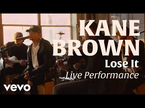 Lose It (Official Live Performance) | Vevo X Kane Brown