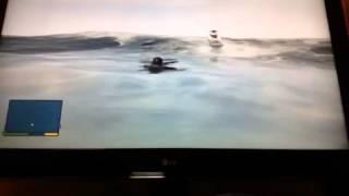 Comment le requin dans gta 5