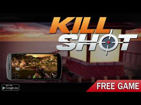 Kill Shot APK Cover
