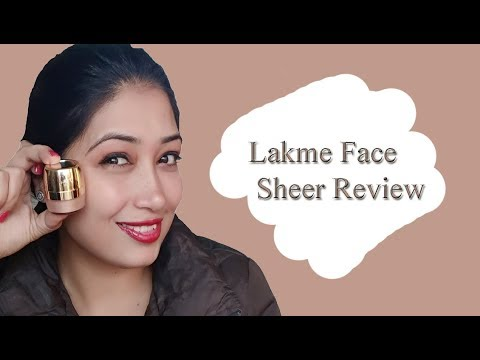 Lakme Face Sheer Highlighter Review  Reasonable Highlighter With Good Sheen