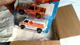 Redline Hot Wheels and Matchbox collection October 14th, 2014 Part 1