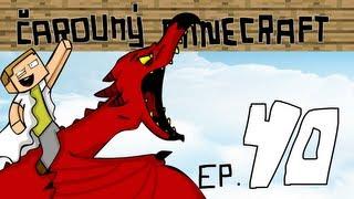 [GEJMR] Čarovný Minecraft - ep 40 - Kůň přesně pro královnu