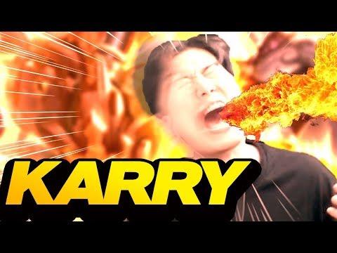 롤 그저 'KARRY' - 동수칸식 탑 말파 하이라이트