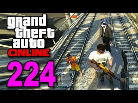 Grand Theft Auto 5 Multiplayer - Part 224 - Free Roam Fun (GTA Online Let's Play)