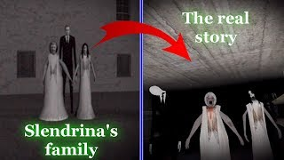 The True Story Of Slendrina's Family In The Games