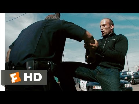 Crank 2: High Voltage (4/12) Movie CLIP - Police Brutality (2009) HD
