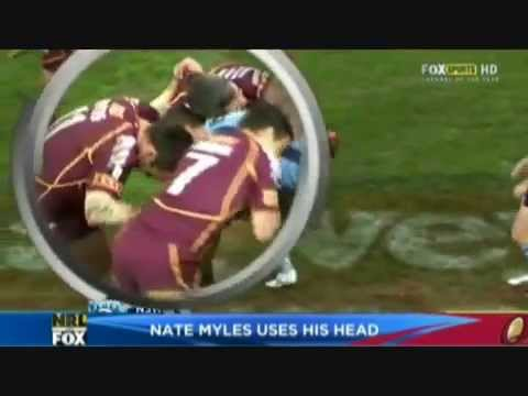 Nate Myles - Why Paul Gallen hit him