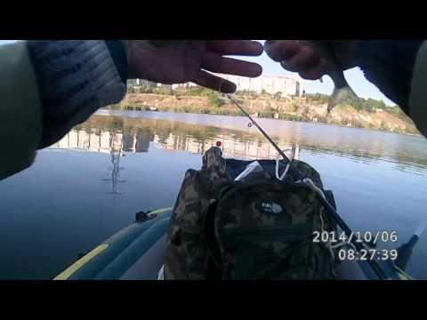 рыбалка нате ингульце видео