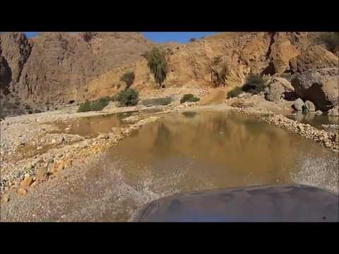 Oman offroad, Rub al Khali, Ras Markaz, Wai Firq