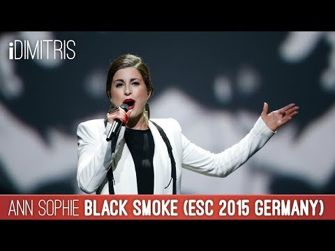 Ann Sophie - Black Smoke