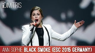 Ann Sophie - Black Smoke (Германия Евровидение 2015)