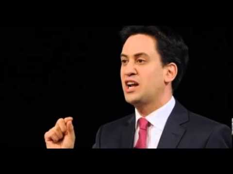 Ed Miliband Pleads For Bank Branch Sell Off