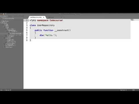 PHP PSR-4 Autoloading Made Easy