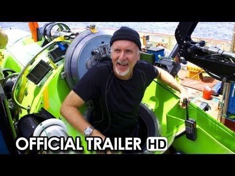 Deepsea Challenge 3D Official Trailer (2014) James Cameron Documentary HD