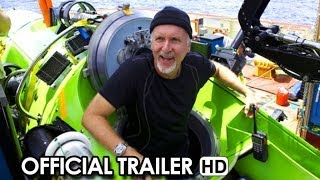 Deepsea Challenge 3D Official Trailer (2014) James Cameron Documentary HD