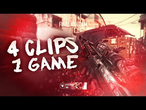 4 CLIPS 1 GAME!!