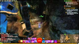 Mount Maelstrom Jumping Puzzle   Guild Wars 2