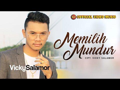 Vicky Salamor - Memilih Mundur I Official Video