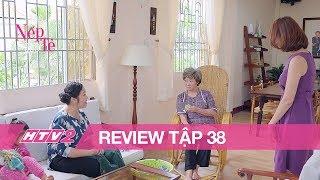 GẠO NẾP GẠO TẺ - Tập 38 | Bị mẹ chồng chọc quê, bà Mai ngượng chín mặt - (REVIEW)