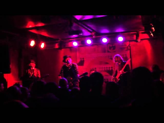 Alberta Cross @ Piano's NYC (3.10.12)