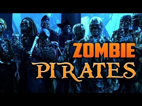 Call of Duty Zombies: PIRATE SHIP