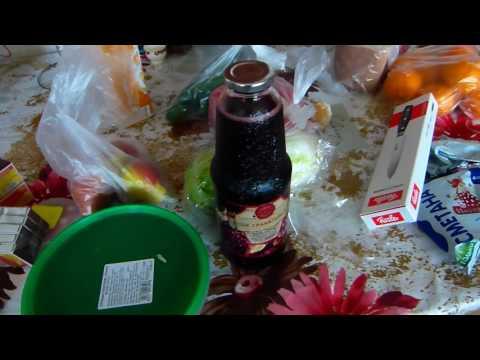 Обзор покупок/Заготовка березы/Нашли грибы/Жизнь в деревне