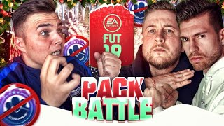 FIFA 19: FUTMAS SPECIAL PACK BATTLE vs TISI SCHUBECH 🔥 (mit Bestrafung)