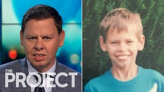 Patrick Gower reveals bullying difficulties growing up in emotional message | Newshub