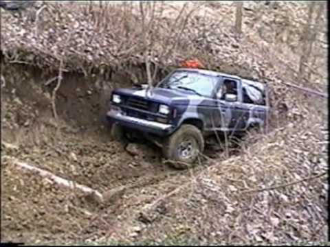 Bronco II 4x4 Off Road, Part 1