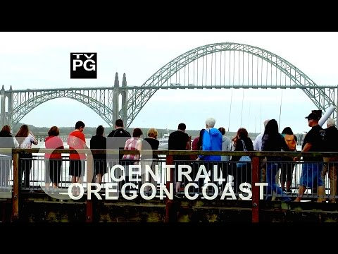 The Travel Vacation Guide ✈ (FREE TV EPISODES) - ✈Central Oregon Coast ►Vacation Travel Guide