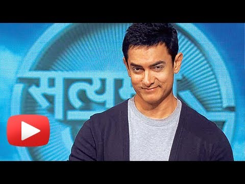 Aamir Khan's Satyamev Jayate To Go On Air On January 2014