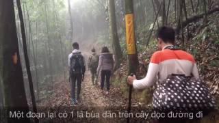 Gặp ma ở rừng Tam Đảo