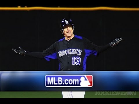 2013 Colorado Rockies Fantasy Camp Bloopers