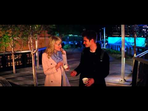 The Amazing Spider Man 2 Gwen and Peter: After Break Up