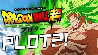 THE PLOT OF THE NEW DRAGON BALL SUPER MOVIE?! Dragon Ball Super Movie Discussion