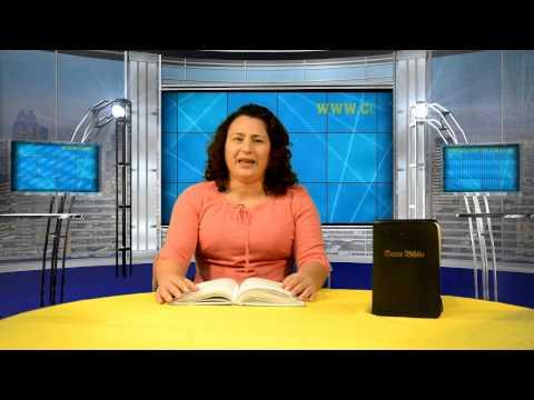MATUTINA  PARA LA MUJER  AGOSTO  27-2015   MADRE EN ISRAEL