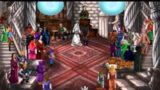 King's Quest 2 VGA (1985/2002) Ending [WINDOWS]