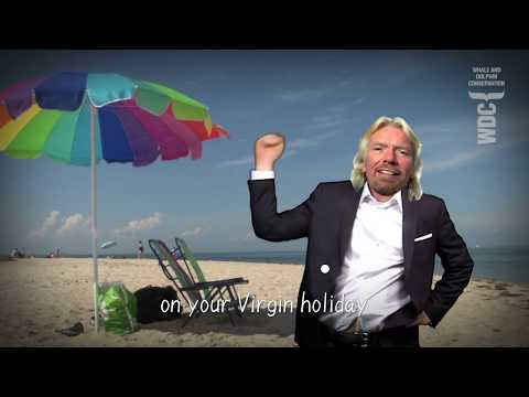 A Letter To Sir Richard Branson - Stop Supporting SeaWorld!