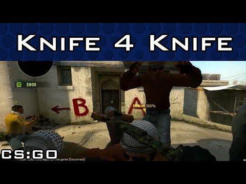 Giant Knife Battle For A Knife video