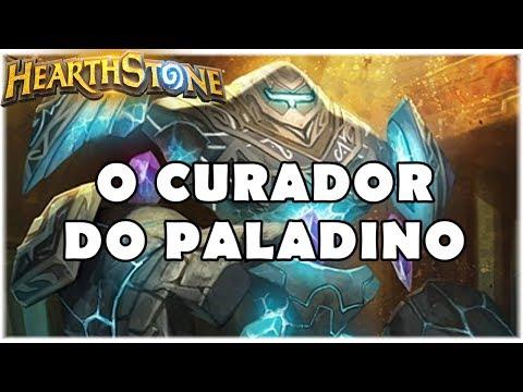 HEARTHSTONE - O CURADOR DO PALADINO! (STANDARD MURLOC PALADIN)
