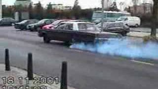 1967 Chrysler Newport - Rolling Burnout