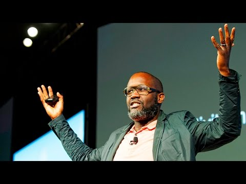 Ije Nwokorie at 2015 AIGA Design Conference: The Future of Creativity in the Age of Automation